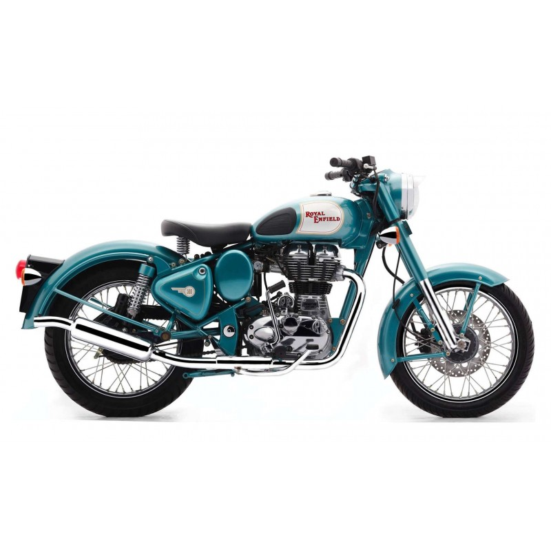 Royal Enfield Classic 500 Motorcycle Travel Agency