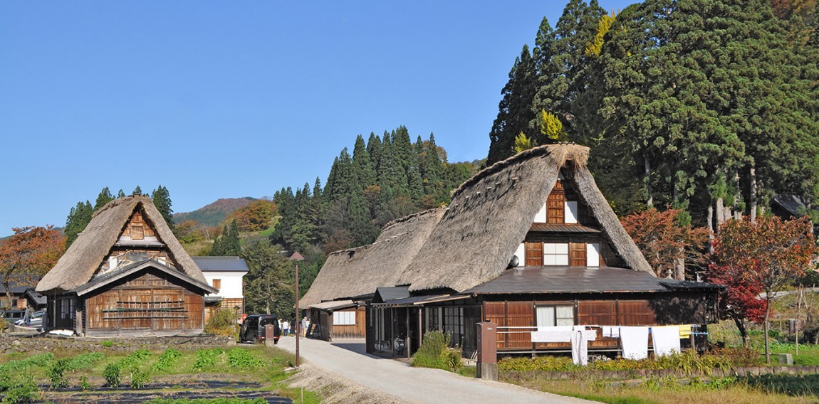 In the heart of japaneses Alps