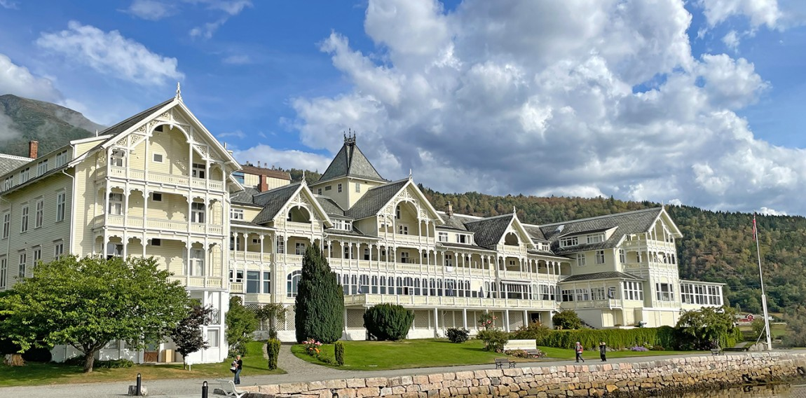 Norway, fjords, trolls and secrets