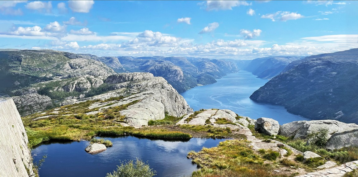 Des fjords et des trolls