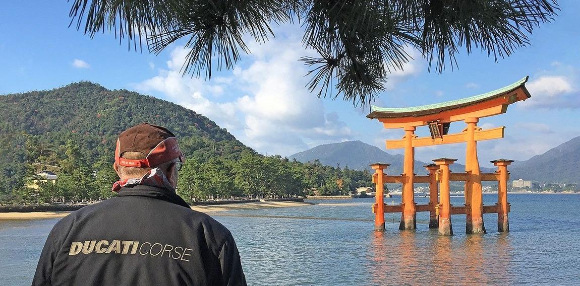 L'essentiel du Japon à moto
