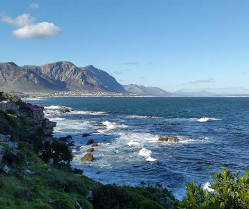 Hermanus, motorcycle road trip to South Africa with Air Moto Tours