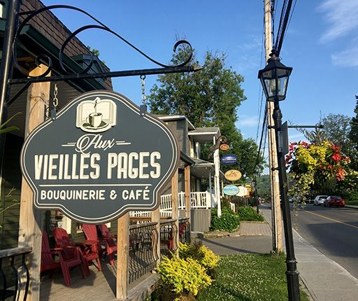 Mont Tremblant, road trip au Québec à moto avec Air Moto Tours
