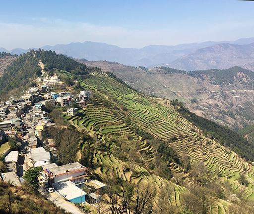 Chopta, un road trip en Inde avec Air Moto Tours