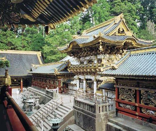 Nikko Toshogu, road trip au Japon avec Air Moto Tours