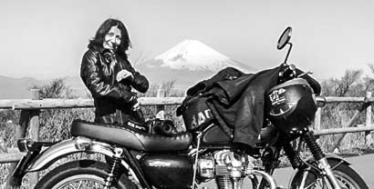 Attendants all along your motorcycle tour in Japan