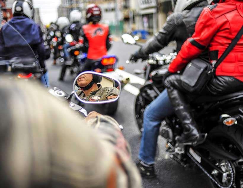 Assistance durant votre voyage à moto