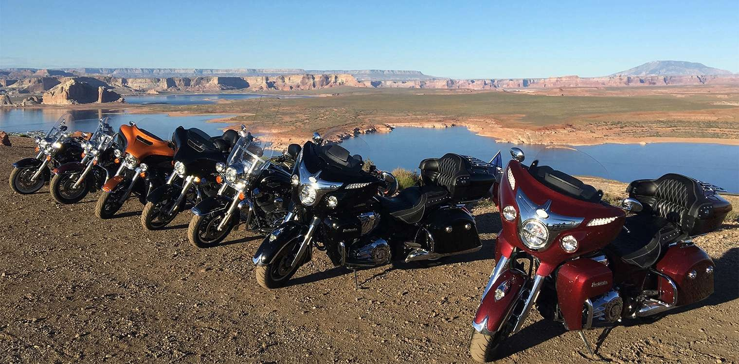 Des voyages à moto aux Etats-Unis, évasion garantie